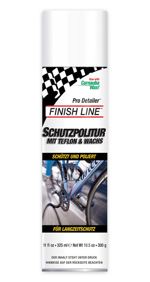 Finish Line Pro Detailer Reiniging & onderhoud 325 ml wit